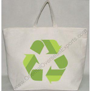 Un-laminated Jute Bag With Jute Handles