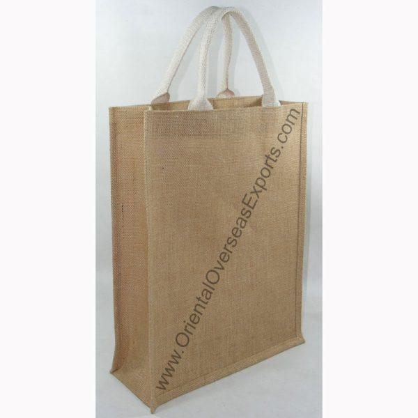 Natural Laminated Jute Bag