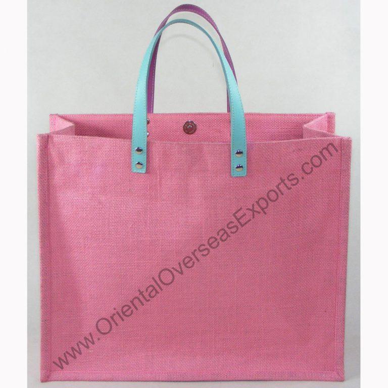Elegant looking Luxury Jute Bag