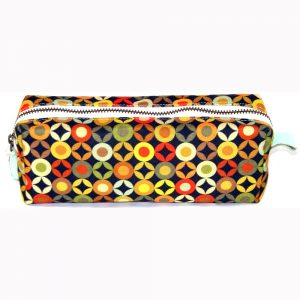 design and buy your own custom printed canvas pencil case with zipper and leather trims online at factory prices direct from manufacturer based in india
