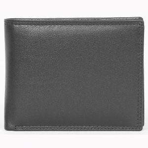 Real Leather Wallet # S199 made fromCow Valentino Nappa Leather with multiple card and currency slots