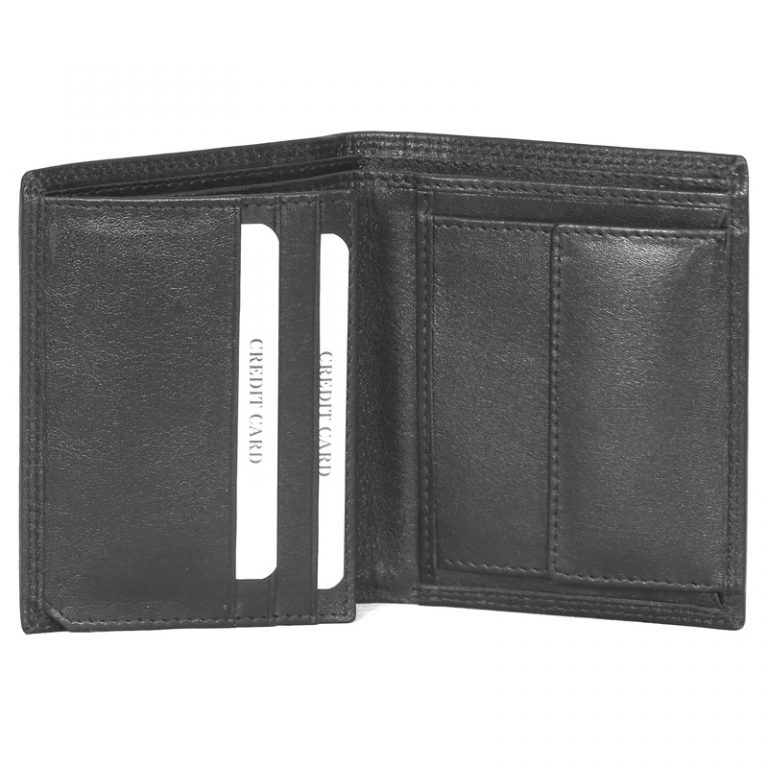 Cow Valentino Nappa Leather Wallet