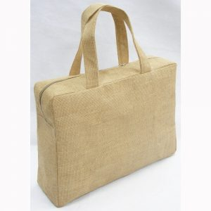 design and buy your own custom printed jute handbag with zip online
