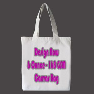 design and buy custom printed cotton bag online
