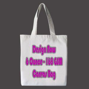 design and buy custom printed cotton bag online