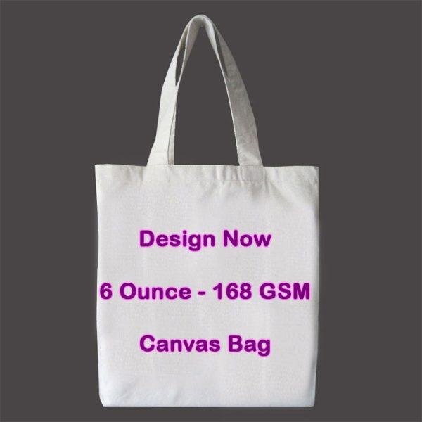 6 Ounce Cotton Tote Bag