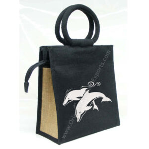Elegant looking Luxury Jute Bag