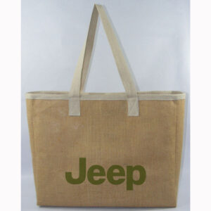 Elegant looking jute bag